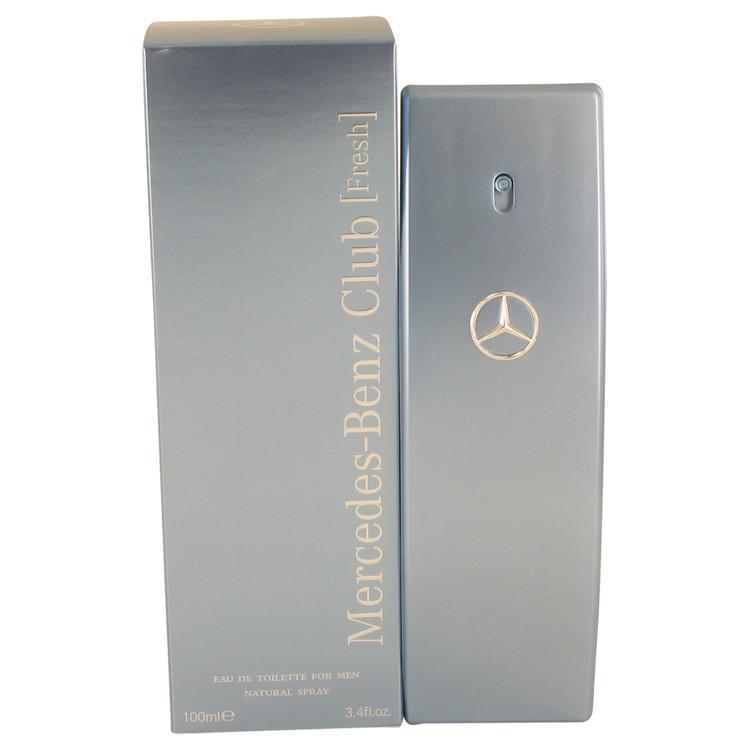 Mercedes Benz Club Fresh Eau De Toilette Spray By Mercedes Benz 100ml