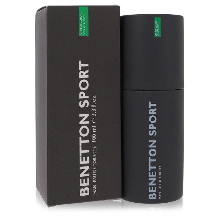 Benetton Sport Eau De Toilette Spray By Benetton 3.3oz
