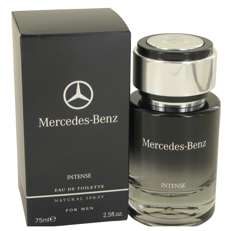 Mercedes Benz Intense Eau De Toilette Spray By Mercedes Benz 75ml