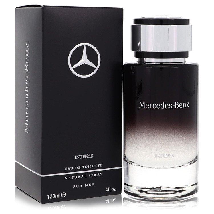 Mercedes Benz Intense Eau De Toilette Spray By Mercedes Benz 120ml