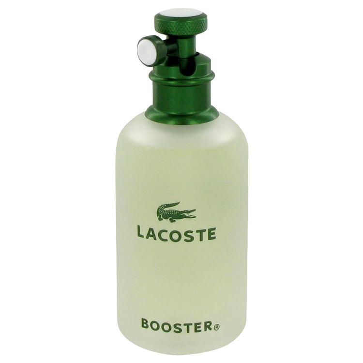 Booster Eau De Toilette Spray (Tester) By Lacoste 4.2oz