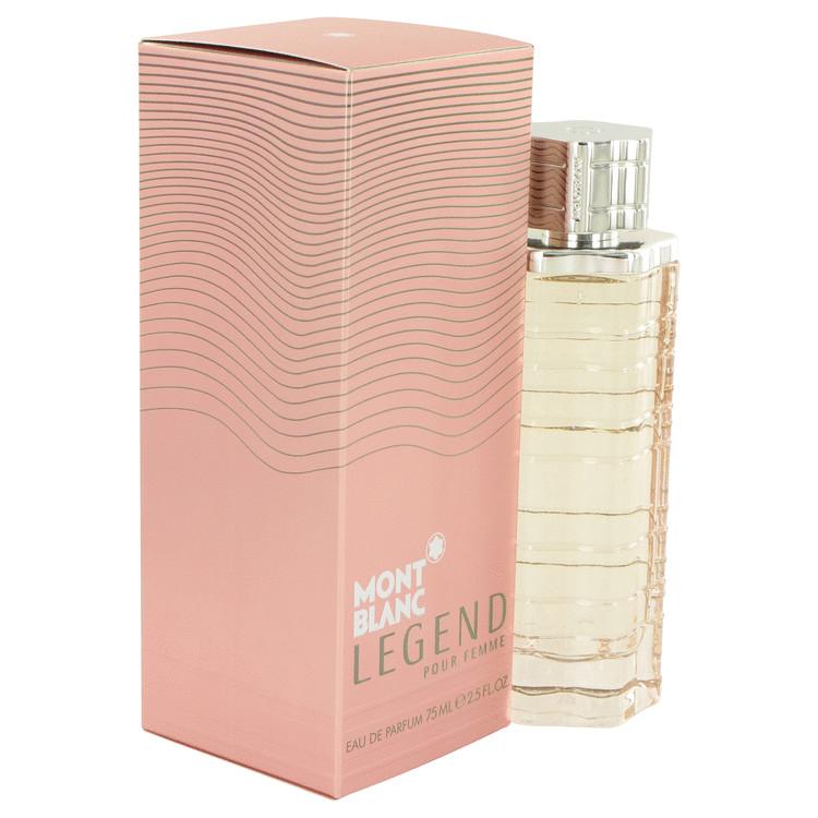 MontBlanc Legend by Mont Blanc for Women Eau De Parfum Spray 2.5 oz