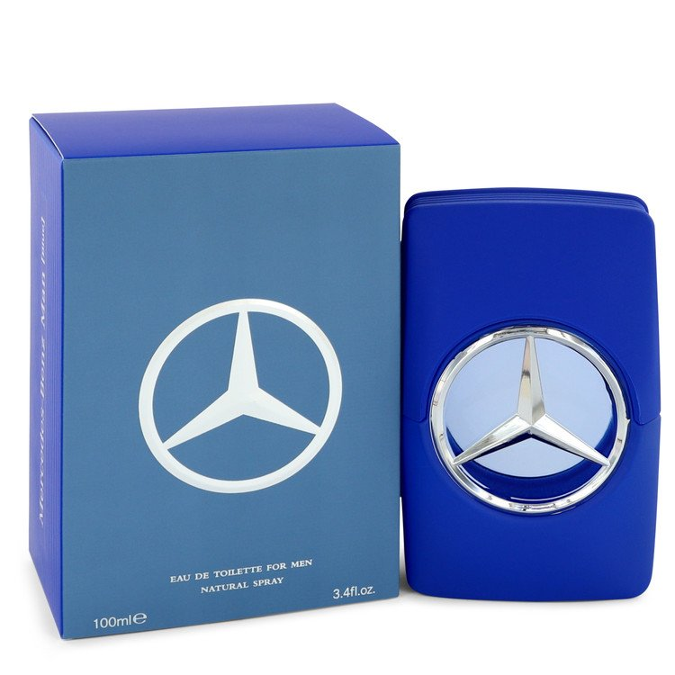 Mercedes Benz Man Blue Eau De Toilette Spray By Mercedes Benz 100ml