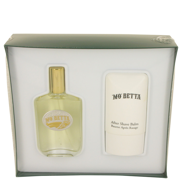 Mo Betta by Five Star Fragrance Co. for Men Gift Set -- 1.7 oz Eau De Cologne Spray + 2 oz After Shave Balm