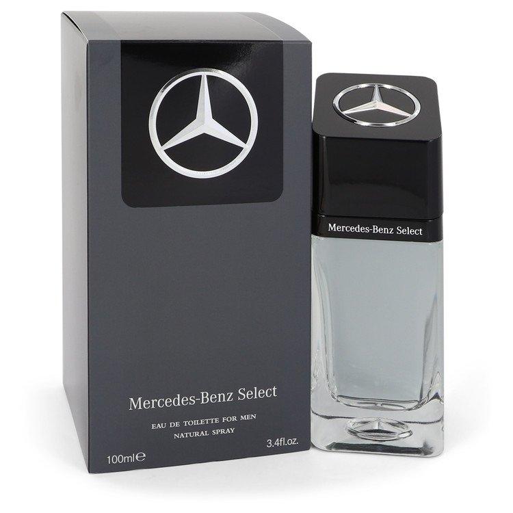 Mercedes Benz Select Eau De Toilette Spray By Mercedes Benz 100ml