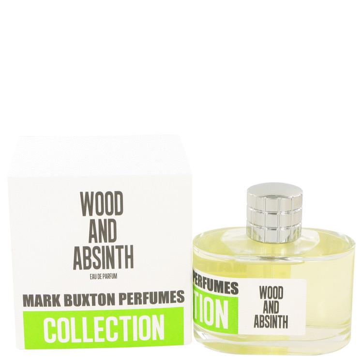 Wood And Absinth Eau De Parfum Spray (Unisex) By Mark Buxton 100ml