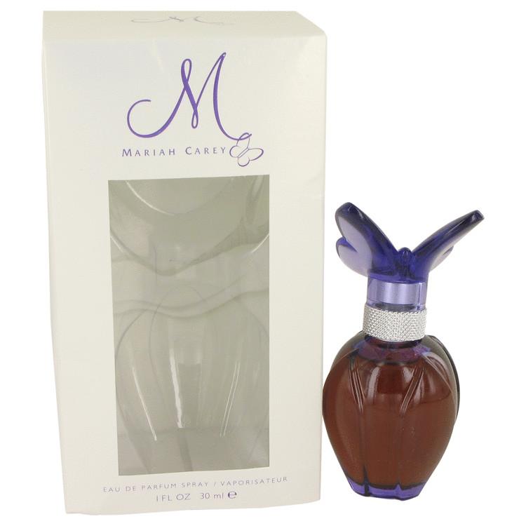 M (Mariah Carey) by Mariah Carey for Women Eau De Parfum Spray (Slightly Damaged Boxes) 1 oz