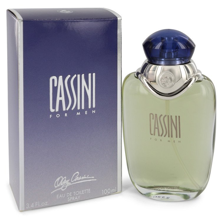 CASSINI by Oleg Cassini for Men Eau De Toilette Spray 3.4 oz