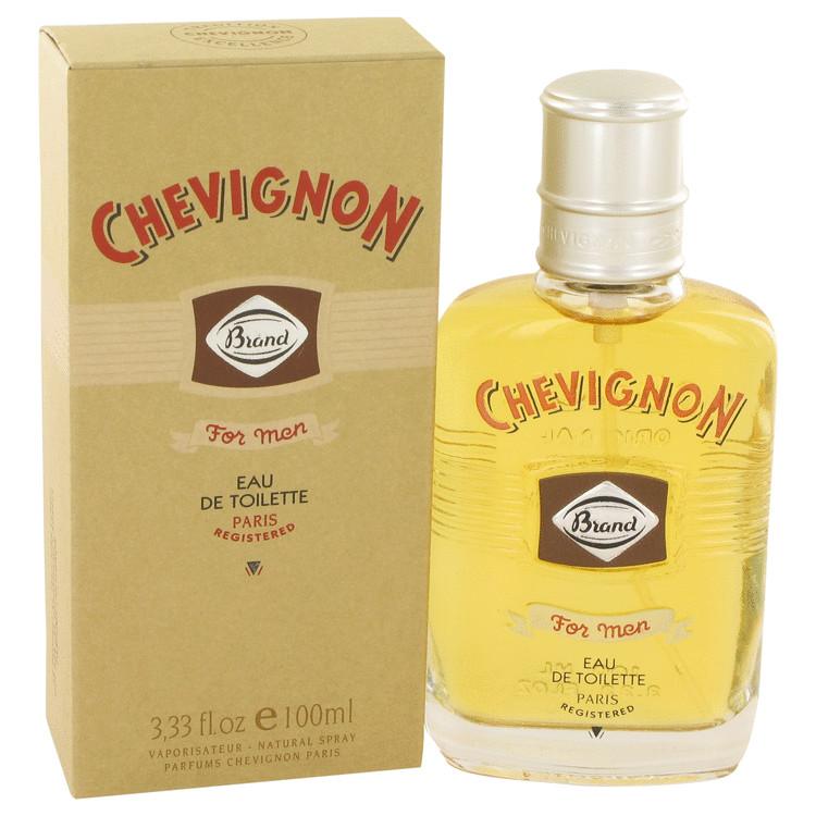 CHEVIGNON by Jacques Bogart for Men Eau De Toilette Spray 3.4 oz