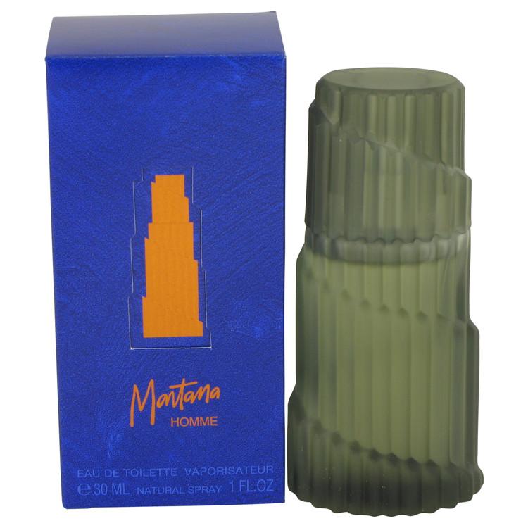 MONTANA by Montana for Men Eau De Toilette Spray 1 oz