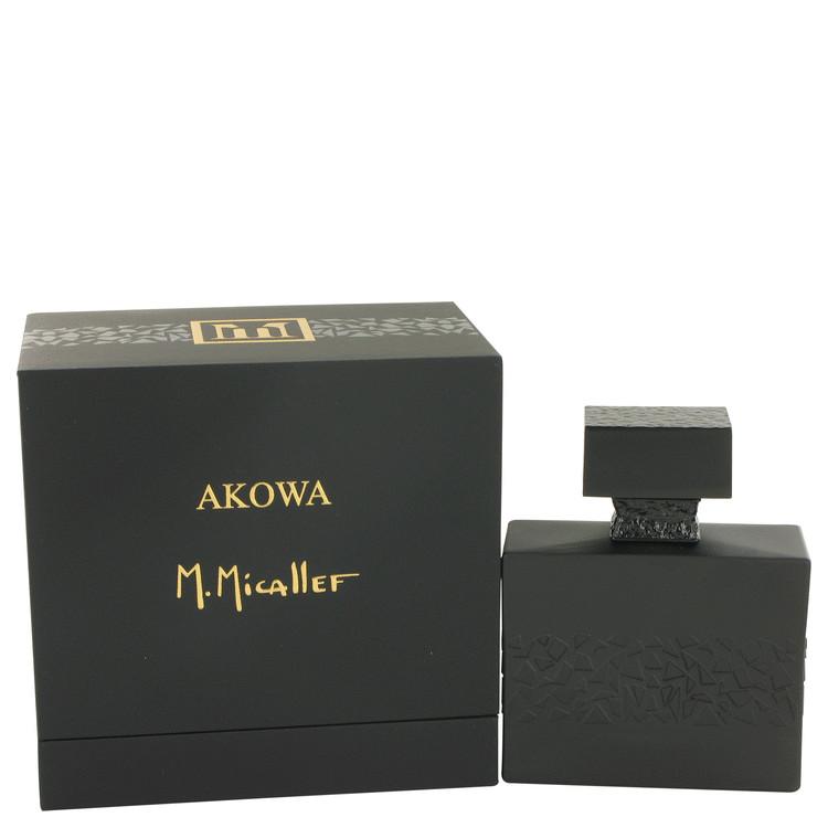 Akowa Eau De Parfum Spray By M. Micallef 3.3oz