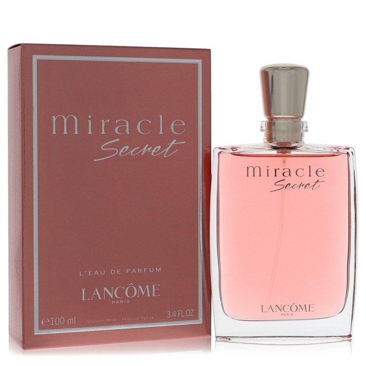 Miracle Secret Eau De Parfum Spray By Lancome 100ml