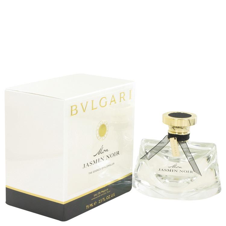 Mon Jasmin Noir Eau De Parfum Spray By Bvlgari 75ml