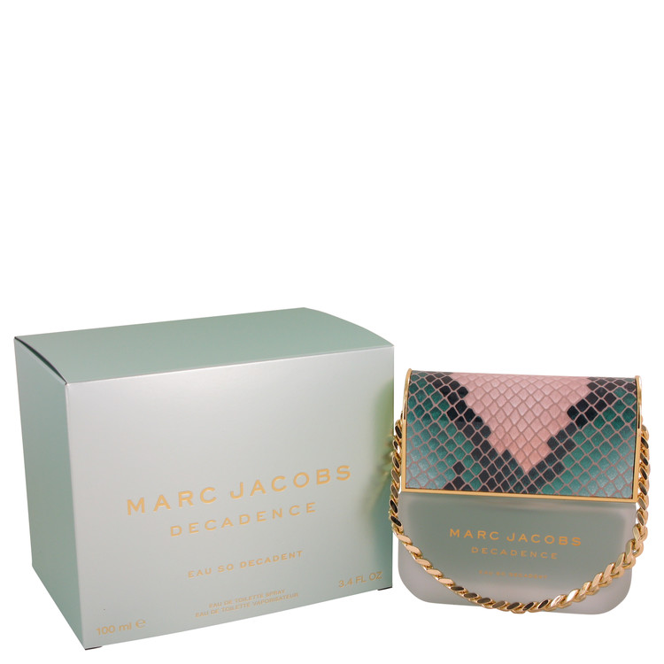 Marc Jacobs Decadence Eau So Decadent Eau De Toilette Spray By Marc Jacobs 100ml