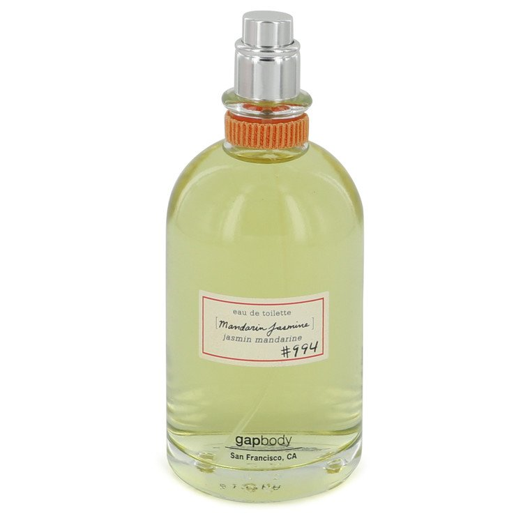 Mandarin Jasmine Eau De Toilette Spray (Tester) By Gap 100ml