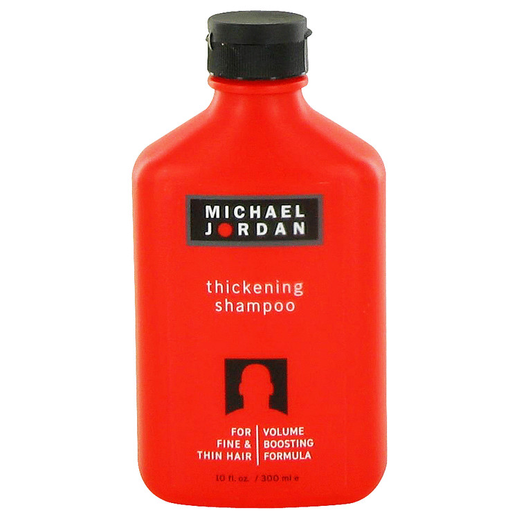MICHAEL JORDAN by Michael Jordan for Men Thickening Shampoo for Fine & Thin Hair 10 oz