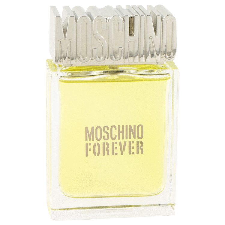 Moschino Forever by Moschino for Men Eau De Toilette Spray (Tester) 3.4 oz