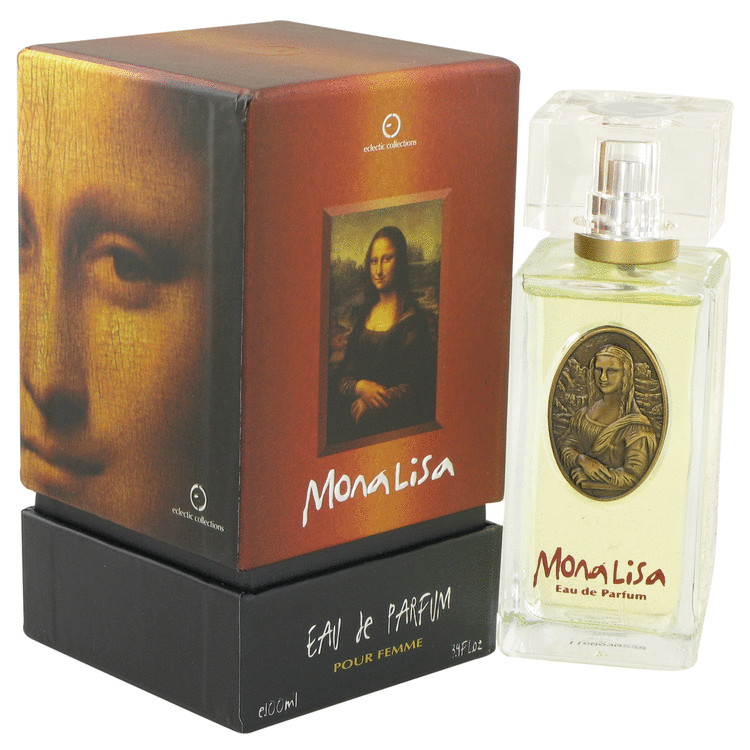 Mona Lisa Eau De Parfum Spray By Eclectic Collections 100ml