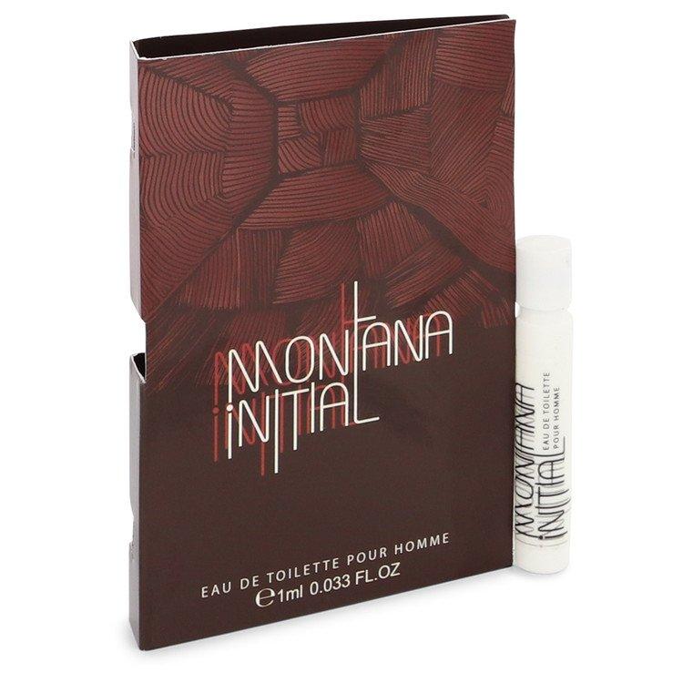 Montana Initial Vial (sample) By Montana 1ml