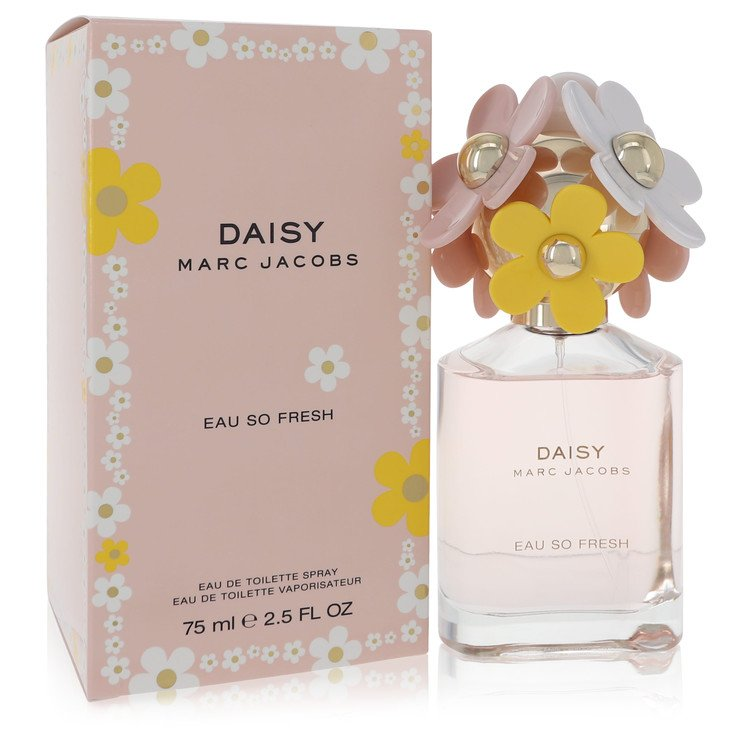 Daisy Eau So Fresh Eau De Toilette Spray By Marc Jacobs 75ml