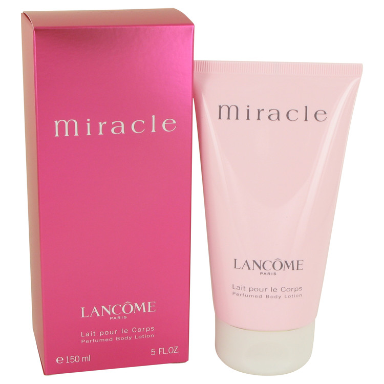 MIRACLE by Lancome for Women Body Lotion 5 oz