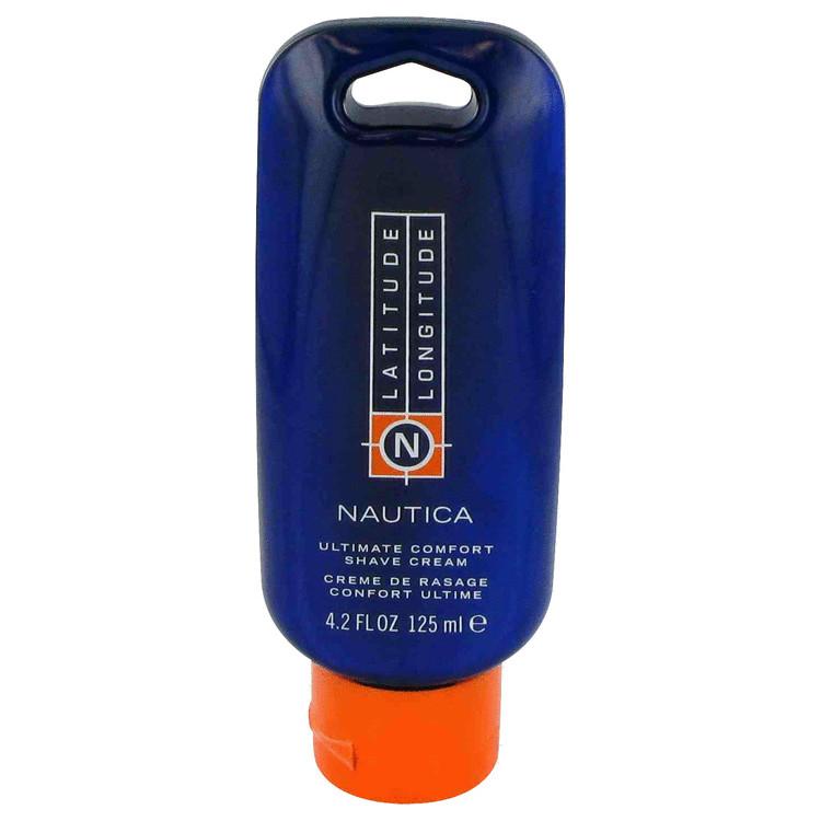 LATITUDE LONGITUDE by Nautica for Men Shave Cream 4.2 oz