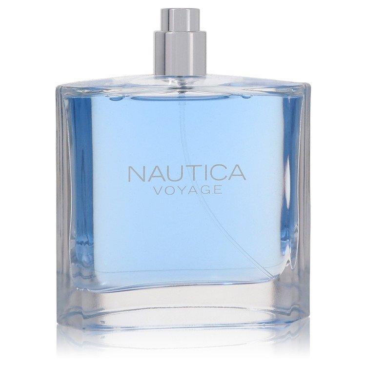 Nautica Voyage Eau De Toilette Spray (Tester) By Nautica 100ml