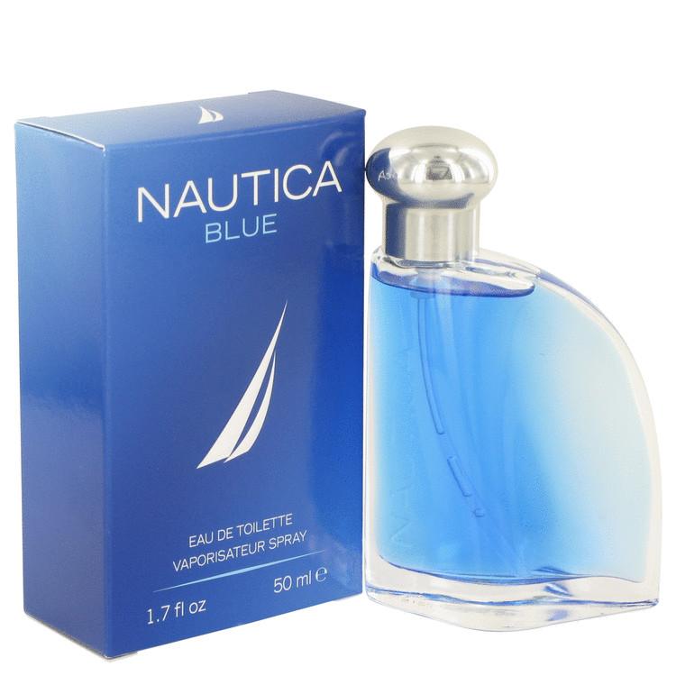 Nautica Blue Eau De Toilette Spray By Nautica 50ml