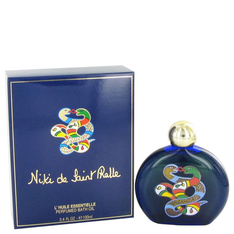 NIKI DE SAINT PHALLE by Niki de Saint Phalle for Women Bath Oil 3.4 oz