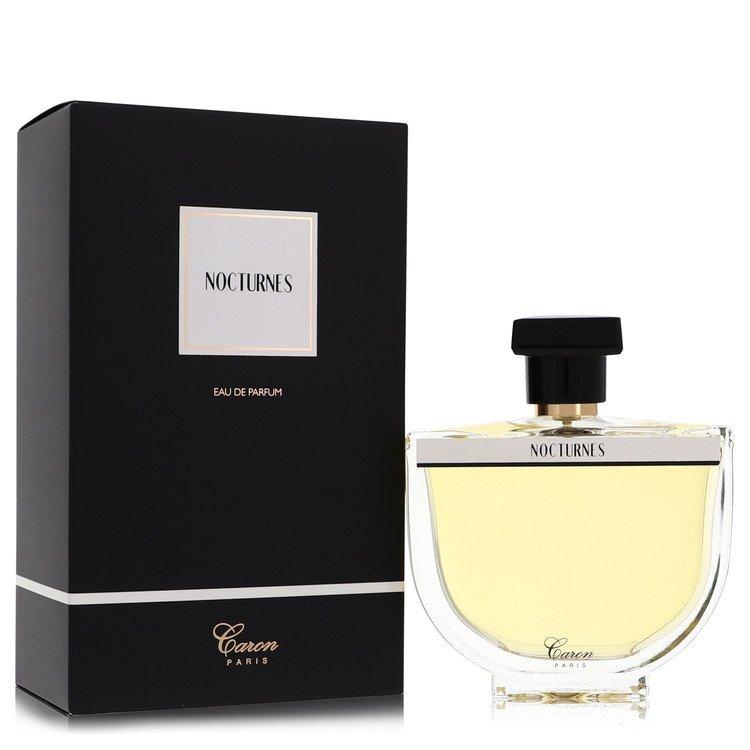 Nocturnes D`caron Eau De Parfum Spray (New Packaging) By Caron 100ml