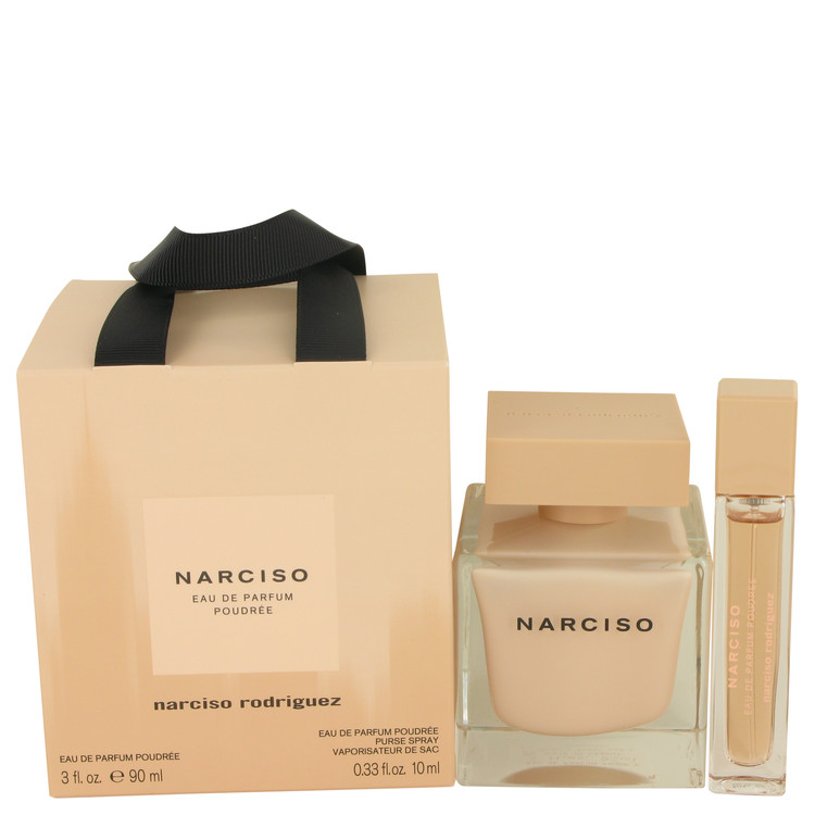 Narciso Poudree by Narciso Rodriguez for Women Eau De Parfum Spray + .33 Mini EDP Spray 3 oz
