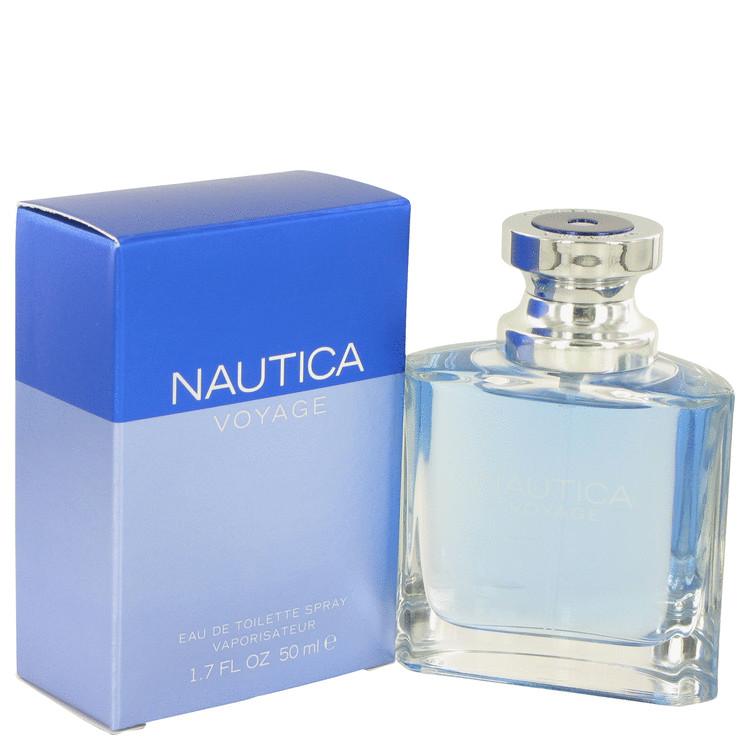 Nautica Voyage by Nautica for Men Eau De Toilette Spray 1.7 oz