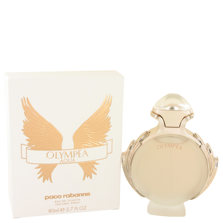 Olympea Aqua Eau De Toilette Spray By Paco Rabanne 80ml