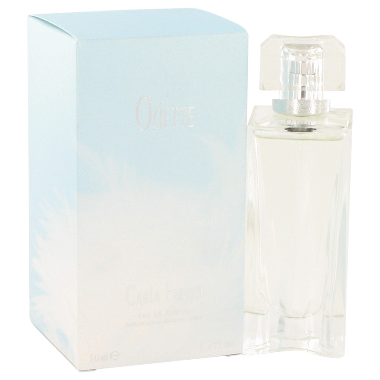 Odette Eau De Parfum Spray By Carla Fracci 50ml