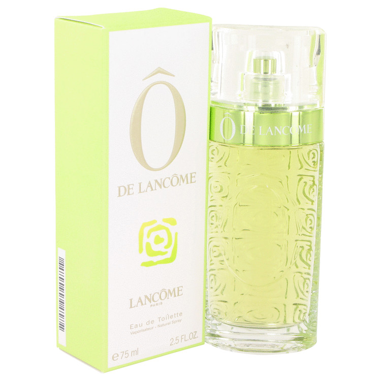 O De Lancome Eau De Toilette Spray By Lancome 75ml