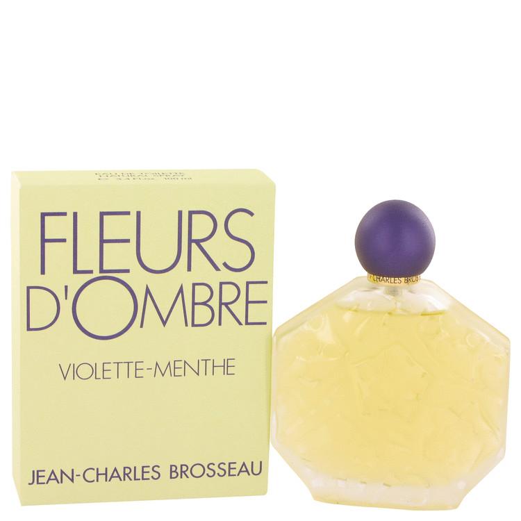 FLEURS D'OMBRE VIOLETTE-MENTHE by Brosseau for Women Eau De Toilette Spray 3.4 oz