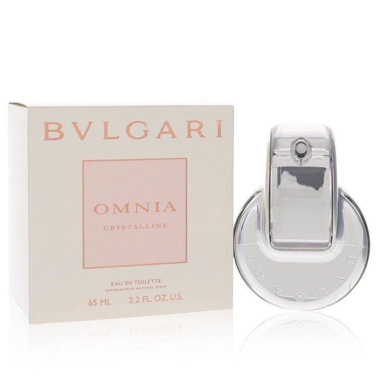 Omnia Crystalline Eau De Toilette Spray By Bvlgari 65ml