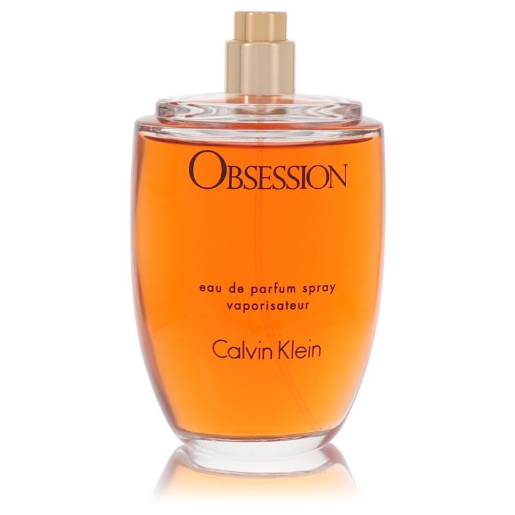 Obsession Eau De Parfum Spray (Tester) By Calvin Klein 100ml
