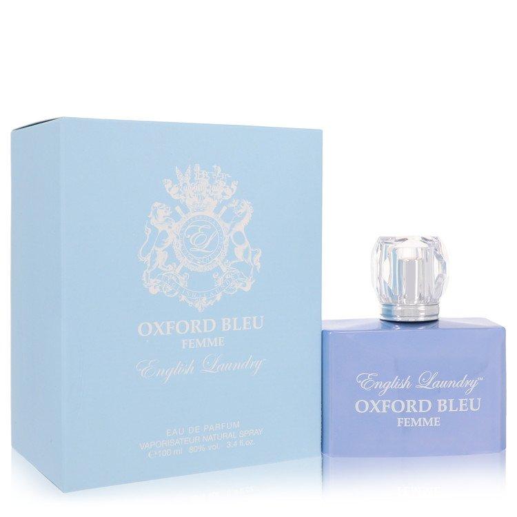 Oxford Bleu Eau De Parfum Spray By English Laundry 100ml