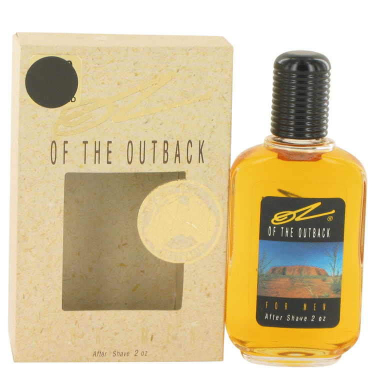 Oz Of The Outback After Shave By Knight International 60ml