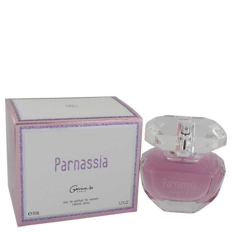 Parnassia Eau De Parfum Spray By Gemina B 95ml