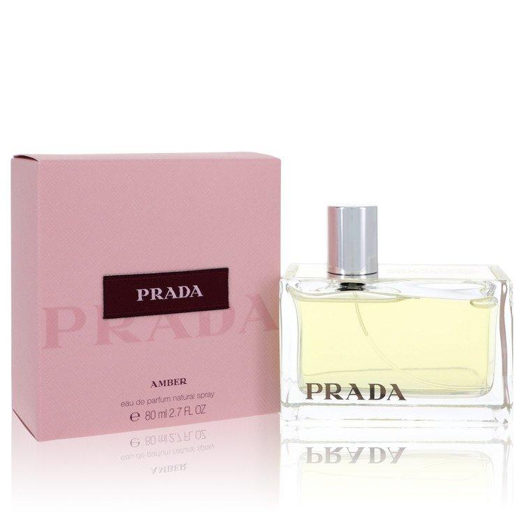 Prada Amber Eau De Parfum Spray By Prada 80ml