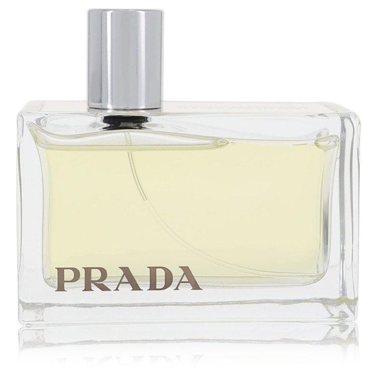 Prada Amber Eau De Parfum Spray (Tester) By Prada 80ml