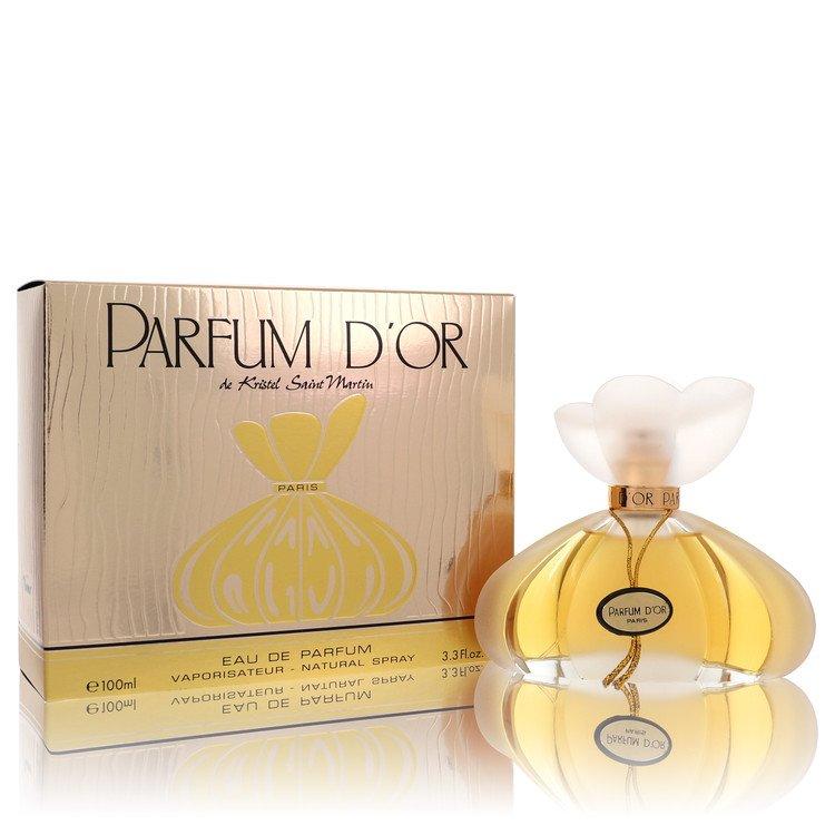 Parfum D`or Eau De Parfum Spray By Kristel Saint Martin 100ml