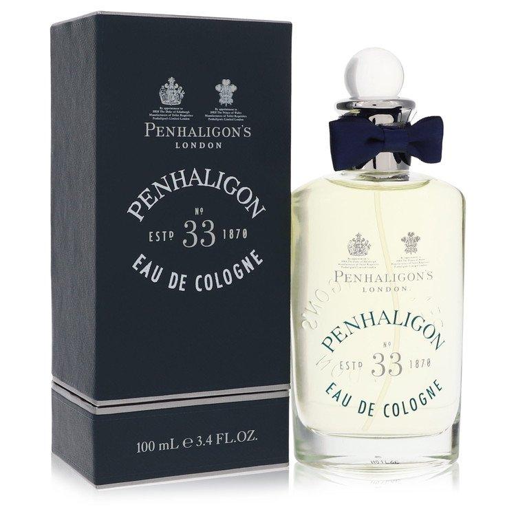 Penhaligon`s No. 33 Eau De Cologne Spray By Penhaligon`s 100ml