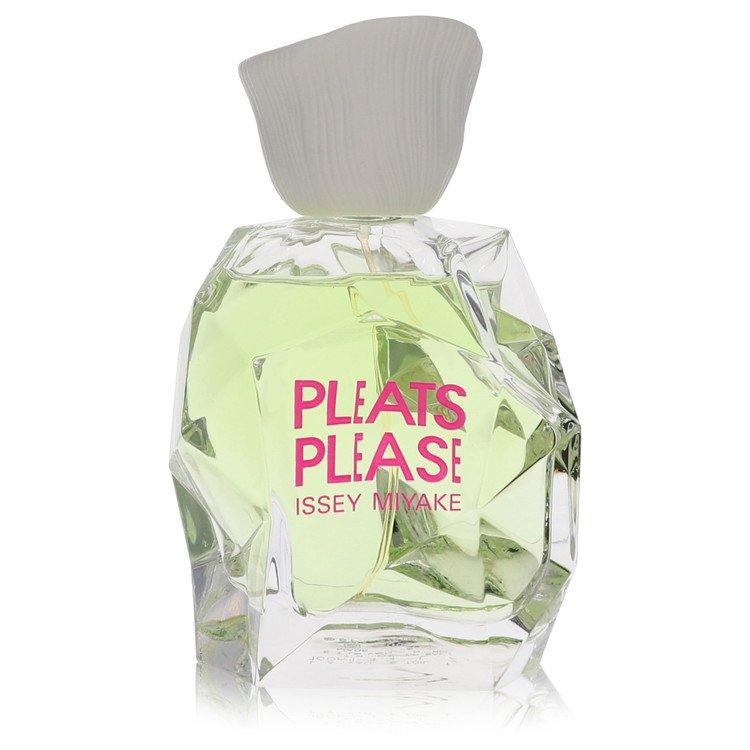 Pleats Please L'eau by Issey Miyake for Women Eau De Toilette Spray (Tester) 3.3 oz