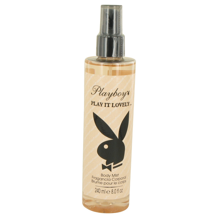 Playboy Play It Lovely by Coty for Women Body Mist 8 oz