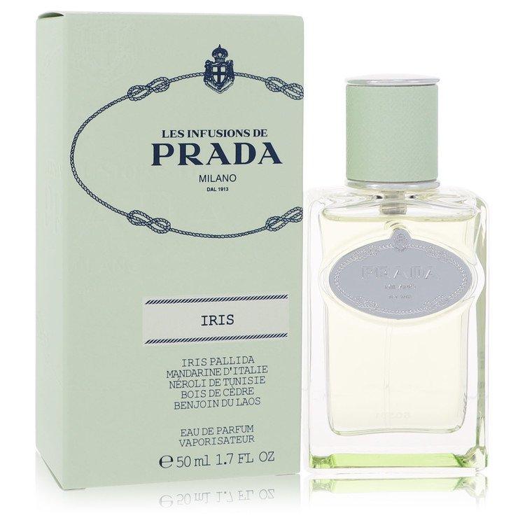 Prada Infusion D`iris Eau De Parfum Spray By Prada 50ml