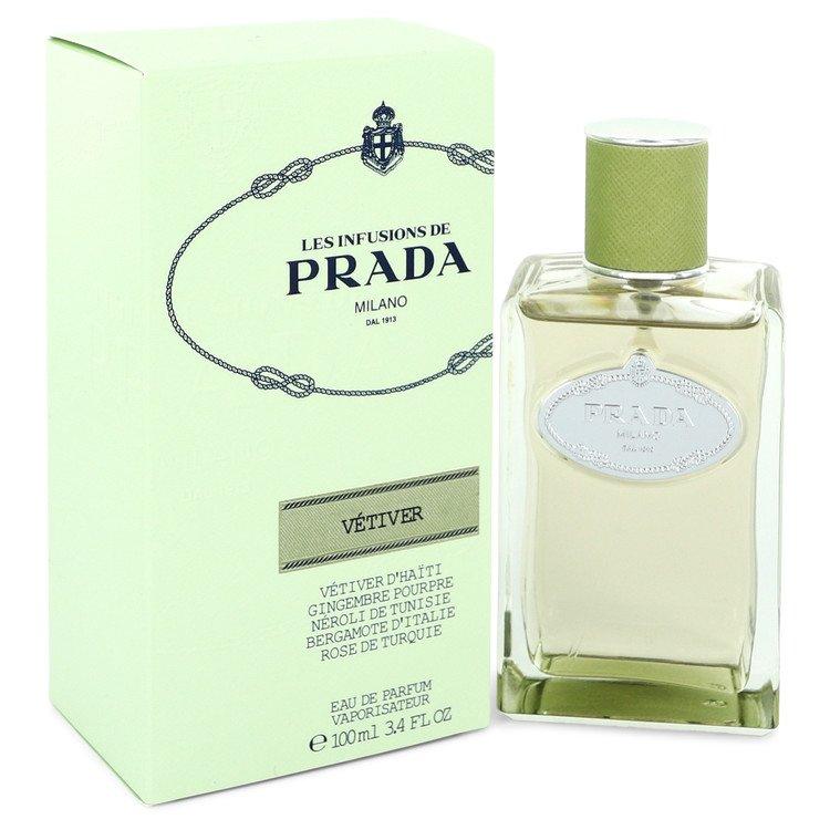 Prada Infusion De Vetiver Eau De Parfum Spray By Prada 100ml