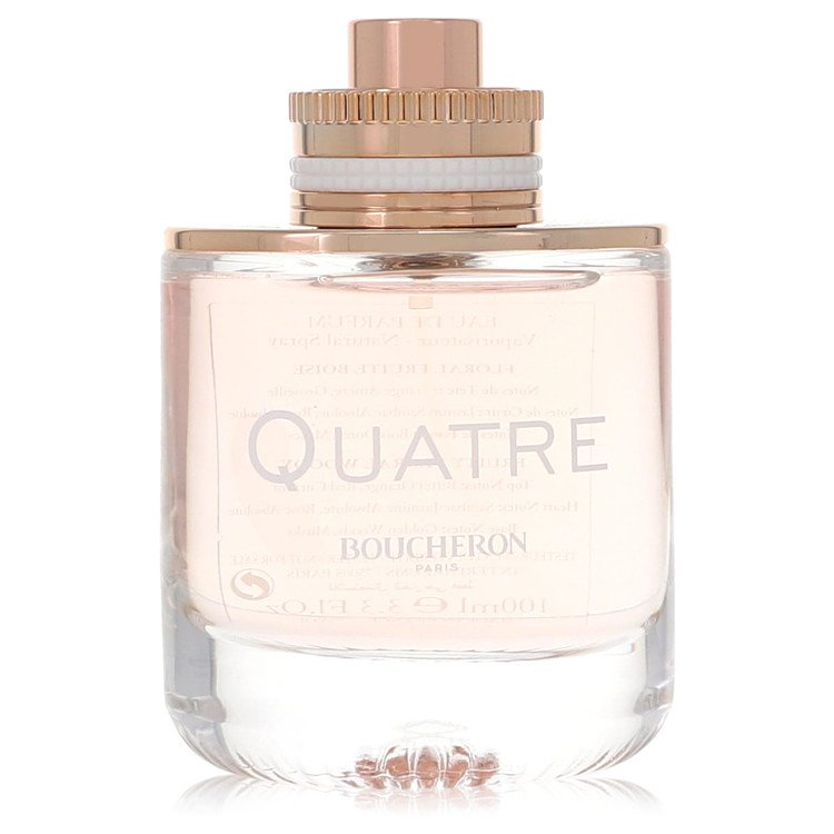 Quatre Eau De Parfum Spray (Tester) By Boucheron 100ml